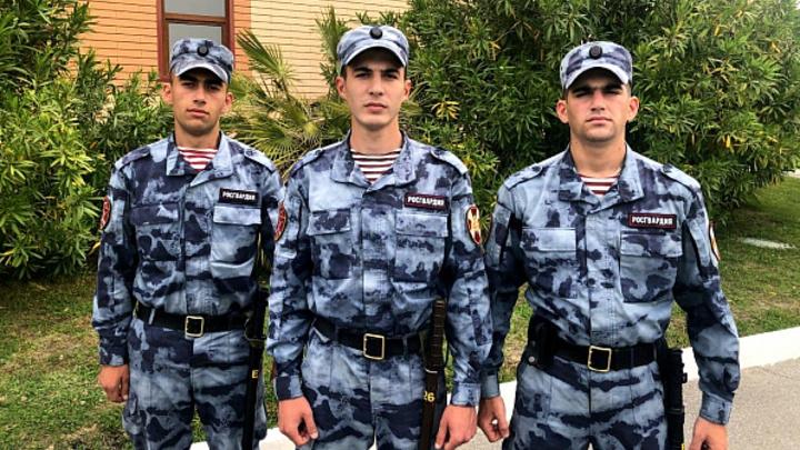 В Сочи наградили пять человек, проявивших героизм при спасении жизней