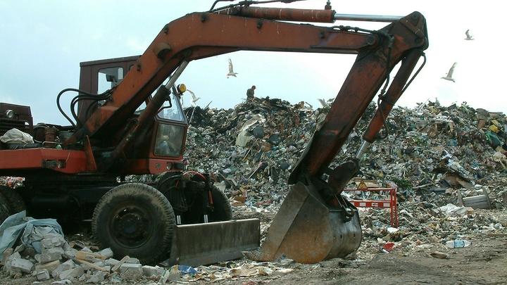 Лужи крови: В Иркутске в мусорных контейнерах нашли медотходы после ампутаций