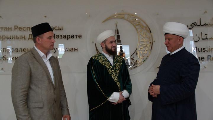 Муфтий Альбир Крганов: Иерусалим должен получить международный статус