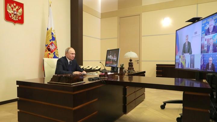 Несмотря на коронавирус: Путин оценил работу нарастившей темп Госдумы