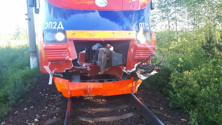 Погибшие в Подмосковье под поездом ехали во Владимирскую область на кладбище