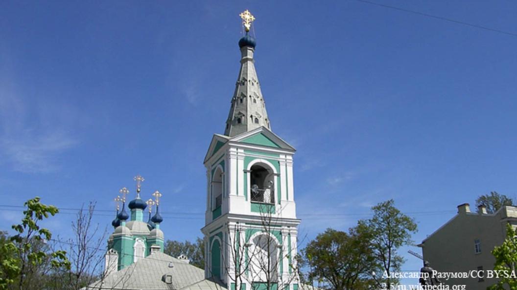 Сампсониевский собор в Петербурге торжественно передали Русской Церкви