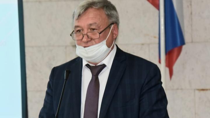 Виктора Машукова избрали главой Читинского района