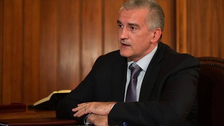 На много раз Зеленского ответил глава Крыма. Тремя словами