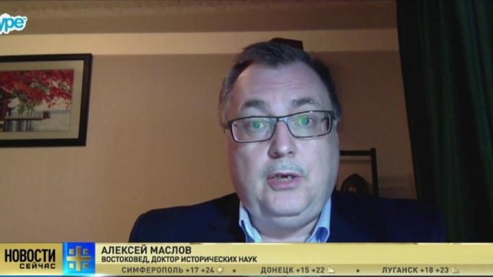 Маслов: КНДР сядет за стол переговоров с позиции силы