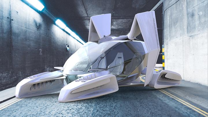NASA создаст для Uber летающее такси к 2023 году