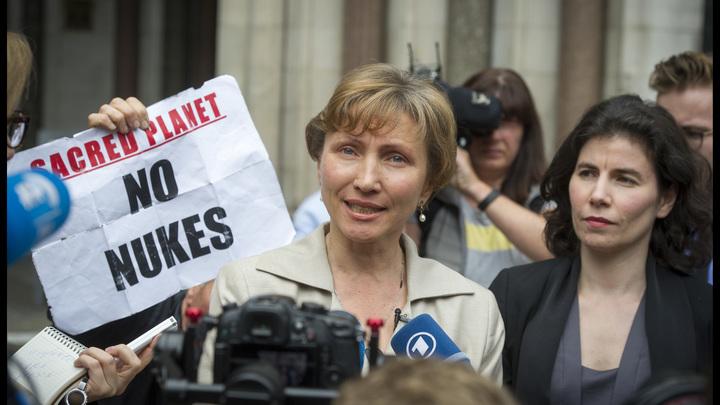 Не Новичок, но всё же... Марина Литвиненко связала убийство мужа с делом Скрипалей и Навального