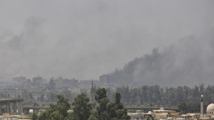 Иракский спецназ пошел на штурм осажденного боевиками Старого города Мосула