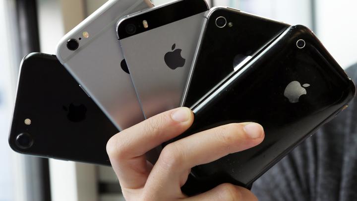 Новому смартфону iPhone 8 вернули стекло
