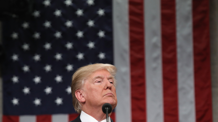 Трамп требует себе целую армию охраны - 7,6 тысячи сотрудников Секретной службы