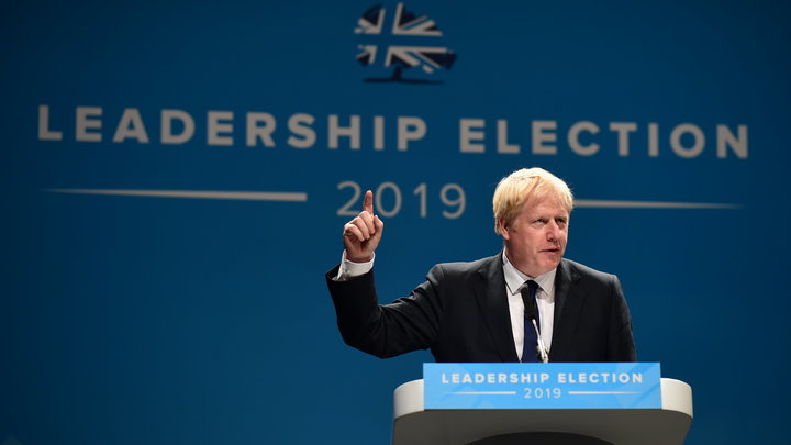 Боря Джонсон подсчитал уличные туалеты в России: Будущий премьер Британии обиделся на слова Путина о либерализме