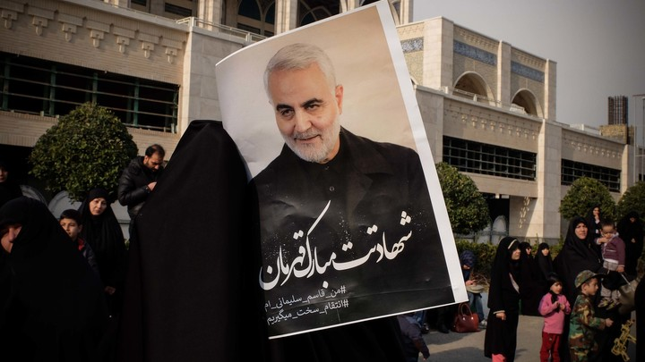 Американцы уже начали войну: Ждите мести за убийство генерала Сулеймани, заявил постпред Ирана при ООН