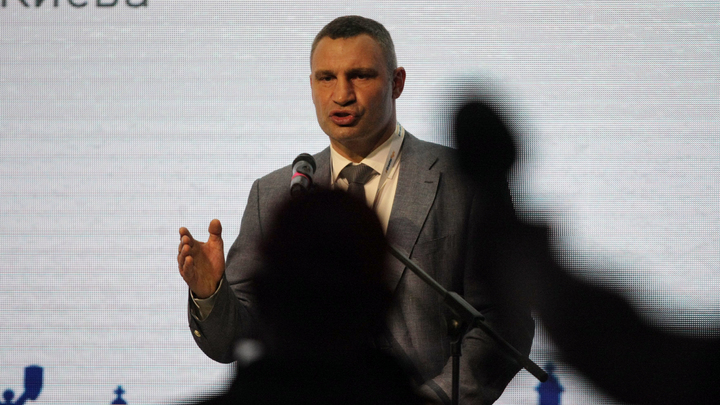 Кличко возмутило поведение Зеленского: Я не хожу кого-то ожидать