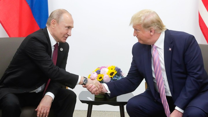 Останется тайной: Разговор Путина и Трампа в Гамбурге публикации не подлежит - суд США