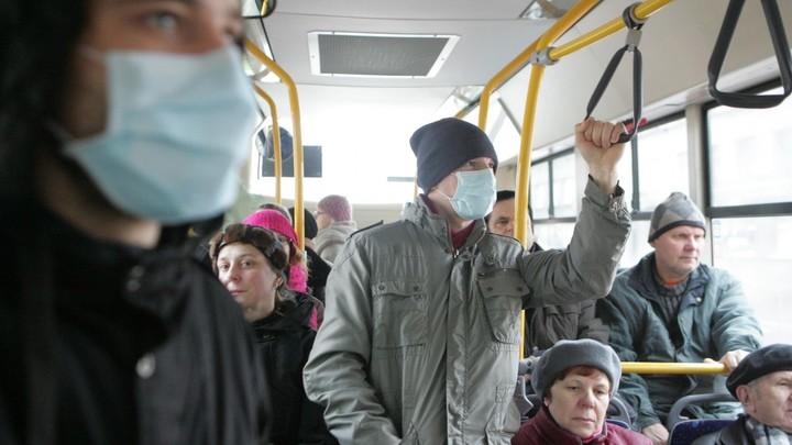 Более 5 тысяч нарушителей масочного режима оштрафованы в Забайкалье