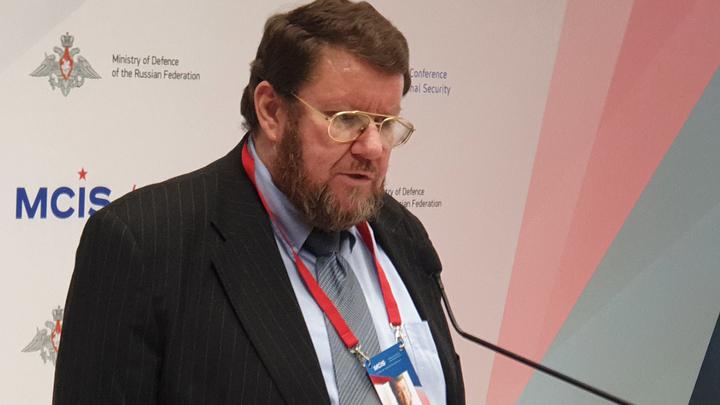 Русские супостаты с лаптями и ракетамиКалибр: Сатановский дерзко ответил врагам России