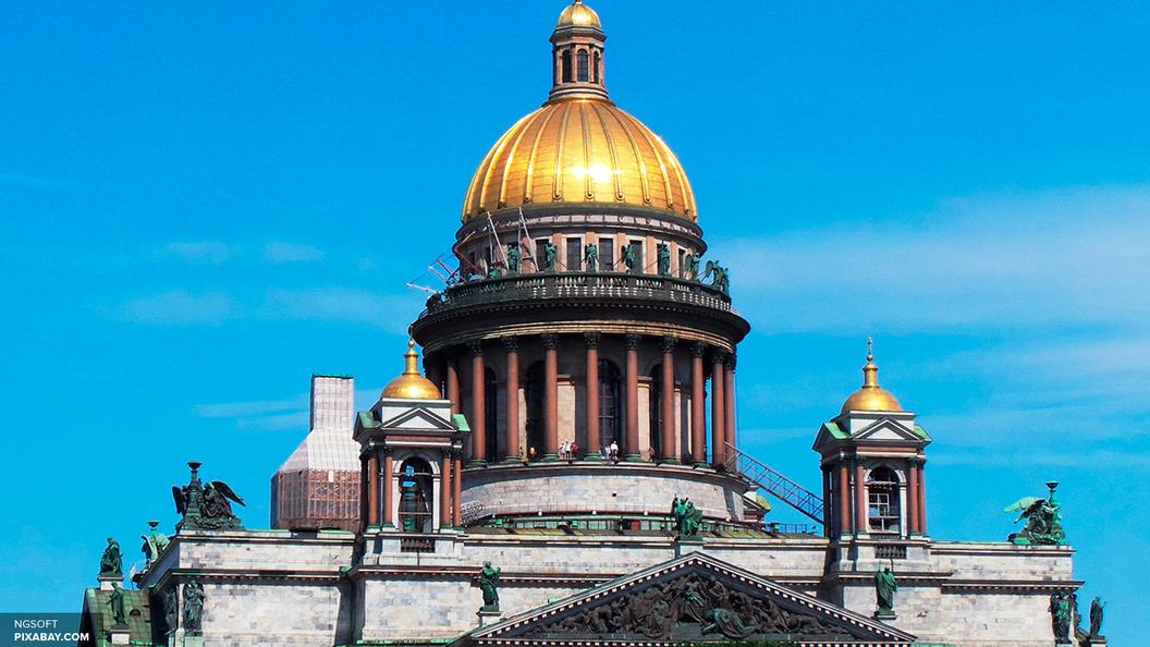 СМИ: Русская Церковь сделает Исаакиевский собор патриаршим