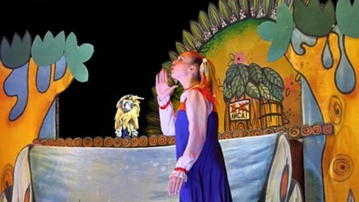 В Самарском театре кукол устроят торжество для детей-инвалидов