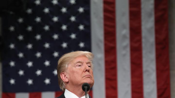 Под копирку: Трамп собирается создать космические войска по образу российских ВКС