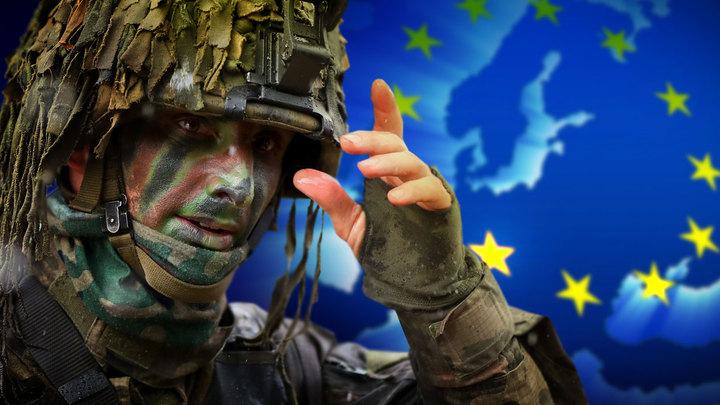 Европейская армия: кто кого кормить будет? А наказывать?