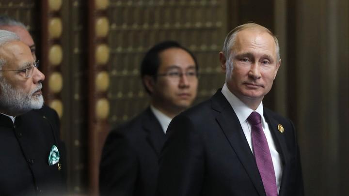 Страны БРИКС полностью поддержали российскую инициативу по зонам деэскалации в Сирии