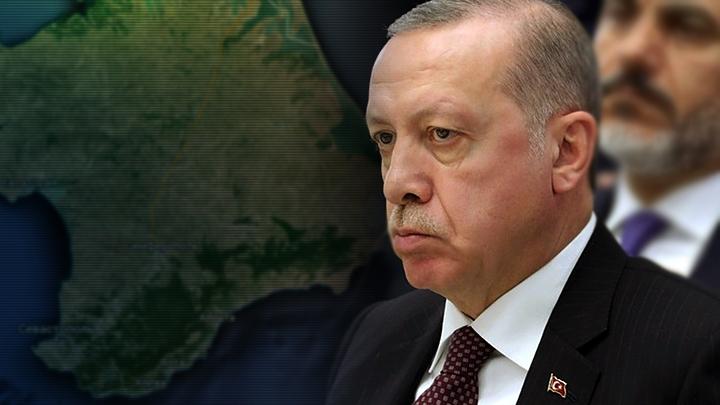 Эрдоган доказал, что Турция не смирилась с потерей Крыма