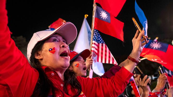Тайваньский кризис может означать конец американской империи