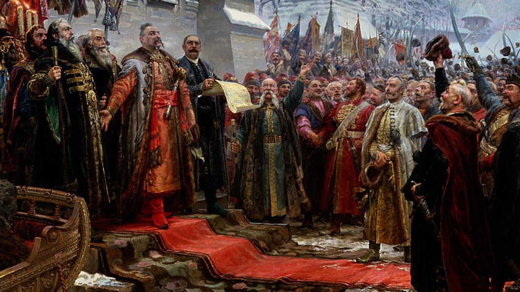 Богдан Хмельницкий. Русский герой страшного времени