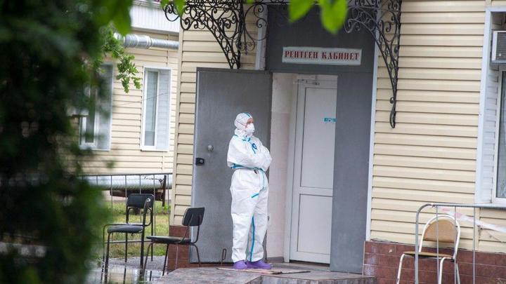 В Сочи скончался мужчина с подтвержденным коронавирусом