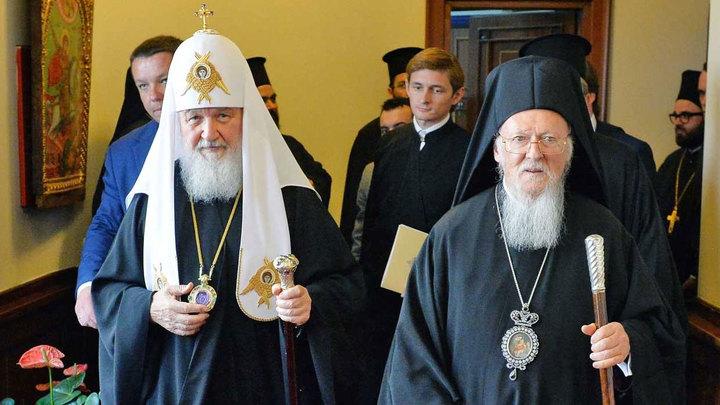 Проект «украинская автокефалия» пока приостановлен