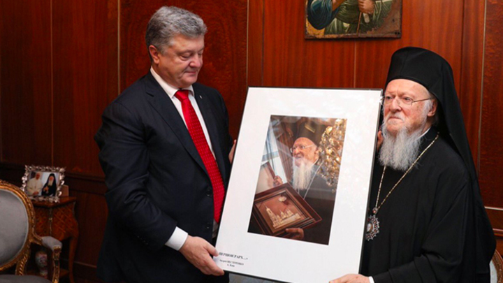 Православный мир и Украина: Мрачные перспективы и последние надежды