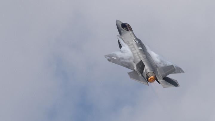 Самолет ВВС Великобритании провел разведку уберегов Крыма