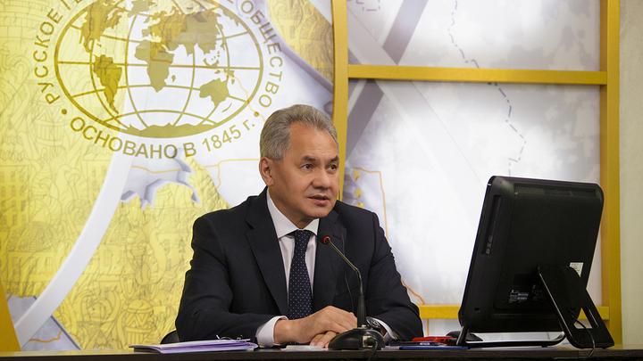 Спасать Крым поручили Шойгу