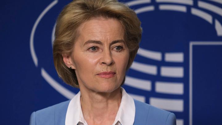 По-другому нельзя: Новая глава Еврокомиссии пойдет на диалог с Россией, но через «силу»