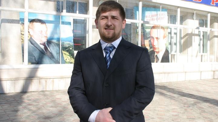 Кадыров о смерти Доку Умарова:Международным террористам был сломан хребет