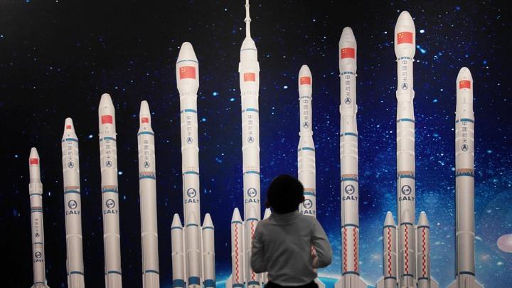 Видео: В Китае запустили ракету Чанчжэн-5 с экспериментальным спутником