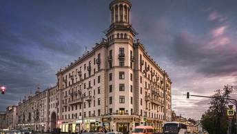Сохранить исторический облик Москвы: В центре города обновили фасады более 700 зданий
