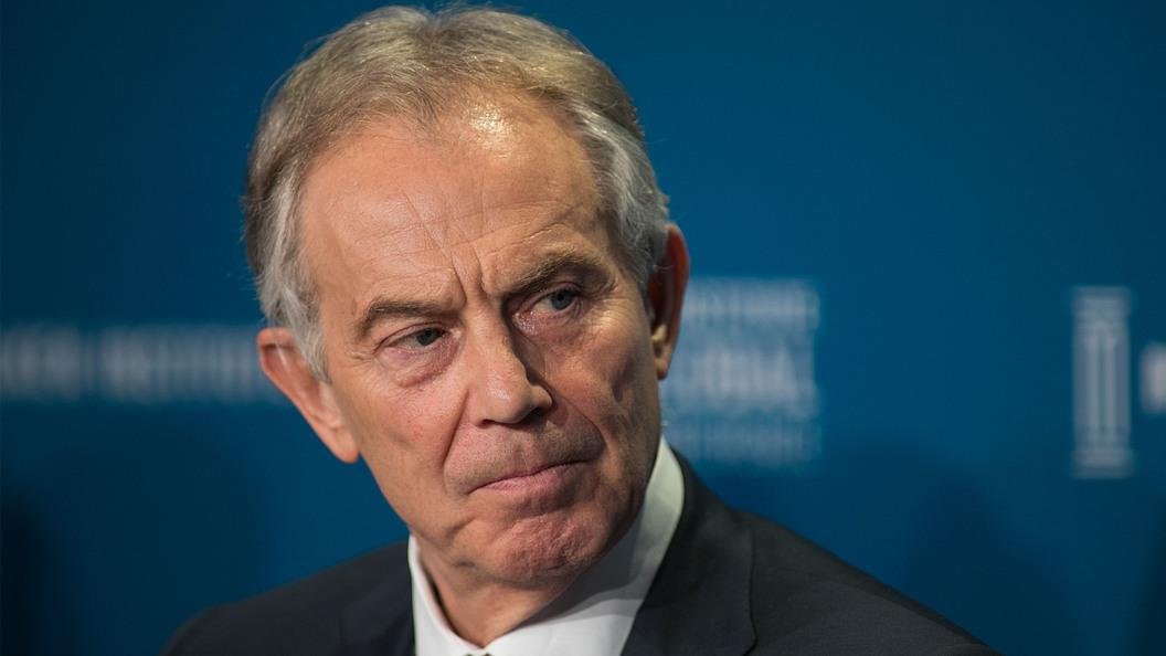 Тони Блэра неосудят завойну вИраке