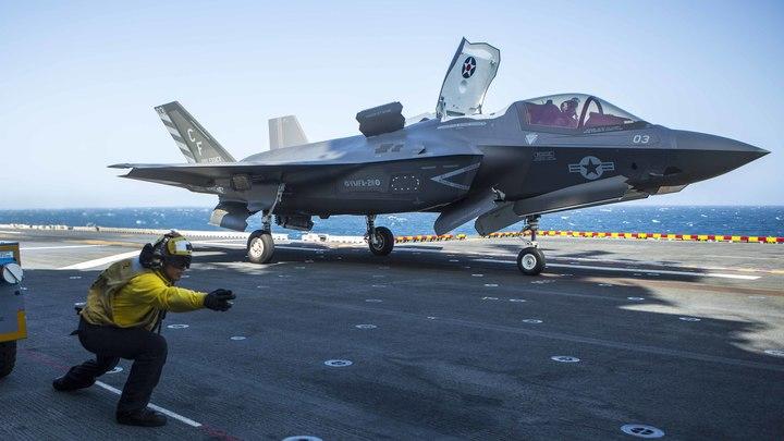 CNN рассказал детали первой боевой задачи новейшего истребителя США F-35