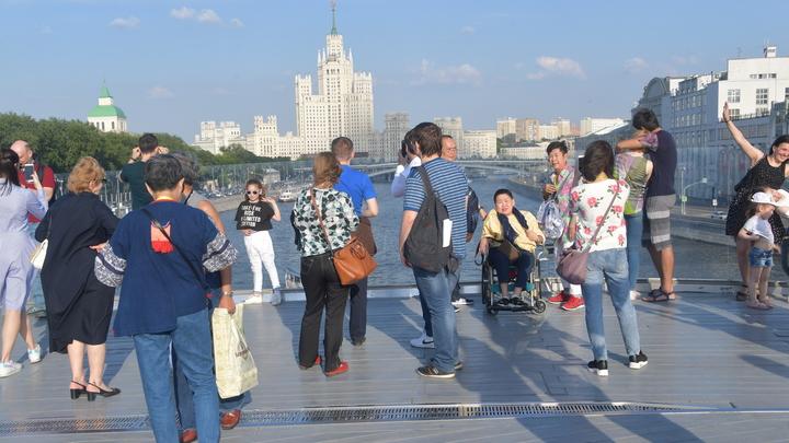 Когда ждать удара 30-градусной жары: Синоптики предупредили жителей Москвы