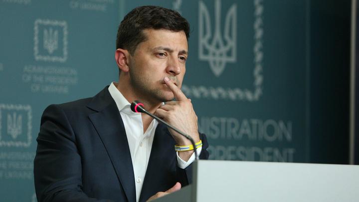 Украина сама не справится: Зеленский признался, что у него нет формулы для возврата Крыма