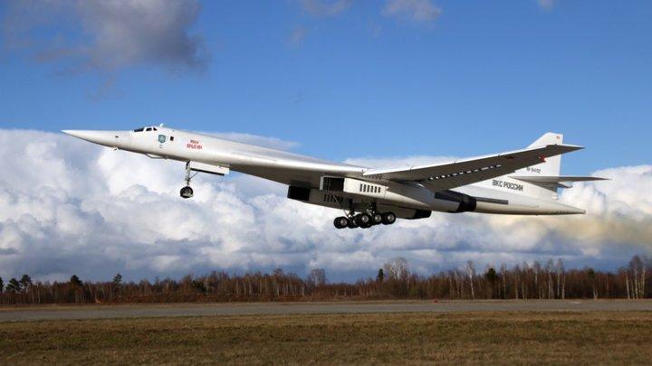Российские Ту-160 взбодрили истребителей НАТО. Полёт продолжался более 8 часов