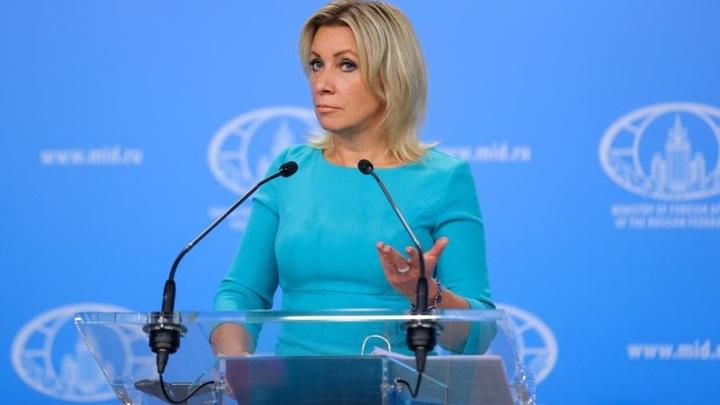 Захарова дала совет западным критикам российской вакцины: Подключитесь к интернету