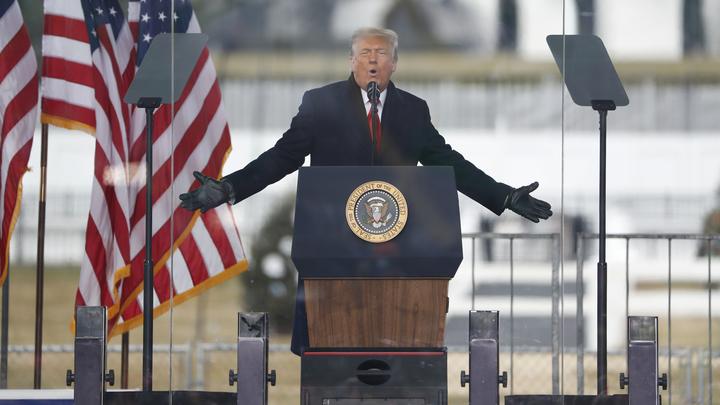 Трамп ещё может всплыть в этой мутной водичке: Демократы выдали свой страх, инициировав импичмент