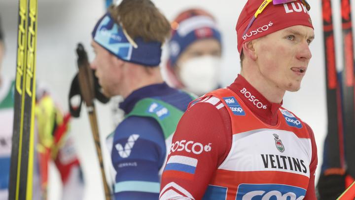 Полиция приняла два заявления на российского лыжника, но не от финна. Кто хочет наказать Большунова?