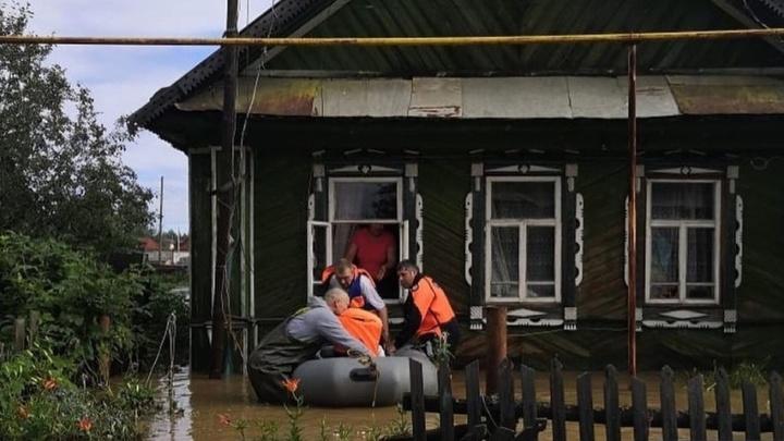 Пострадавшим от потопа уральцам заплатили компенсацию почти на 20 миллионов рублей