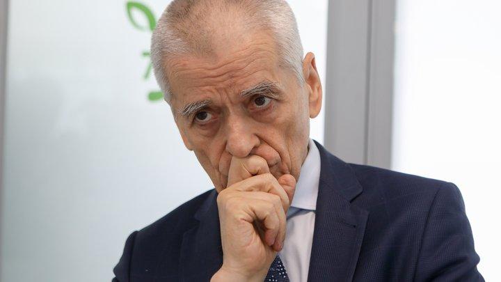 Онищенко назвал три возможные причины повторного COVID-19 у врача