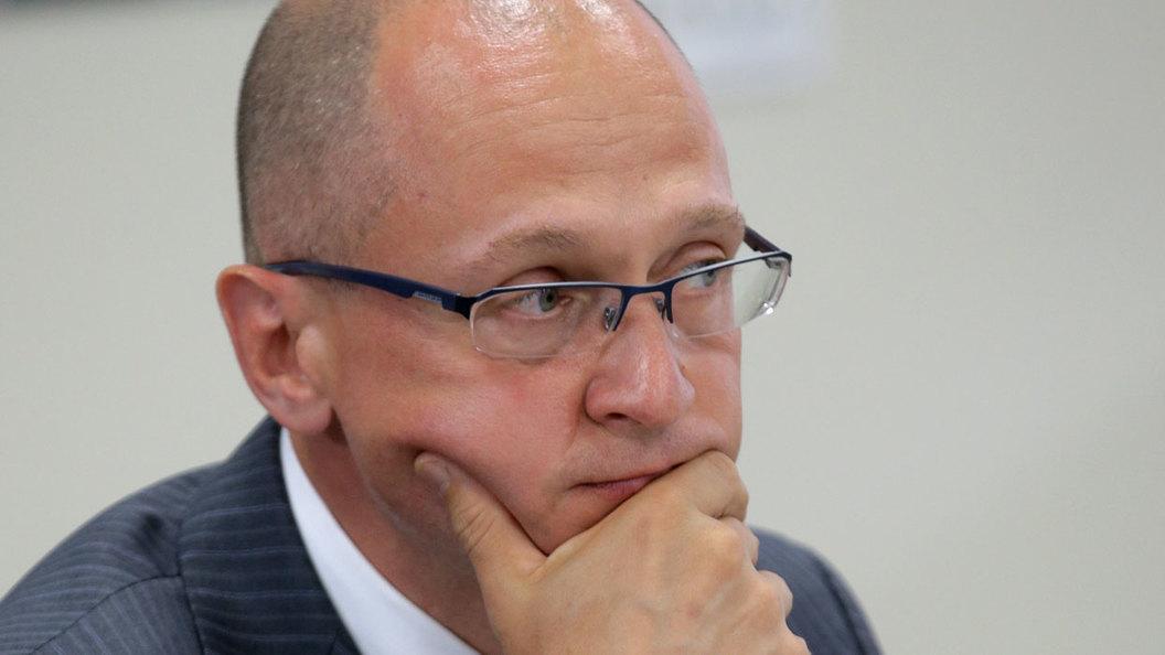 Неизвестный Сергей Кириенко