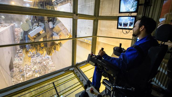 Сделано в России: Первая отечественная турбина для мусоросжигательного завода даст тепло и электричество