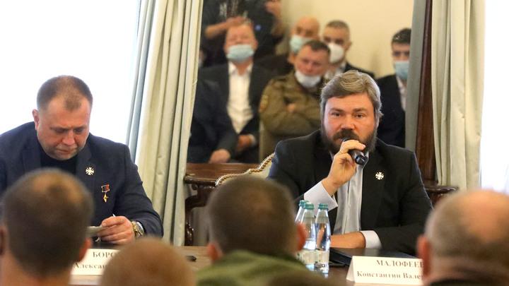 Союз добровольцев Донбасса в Госдуме: Малофеев и Бородай озвучили личные планы по выборам